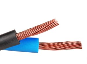 Insulated Copper wires